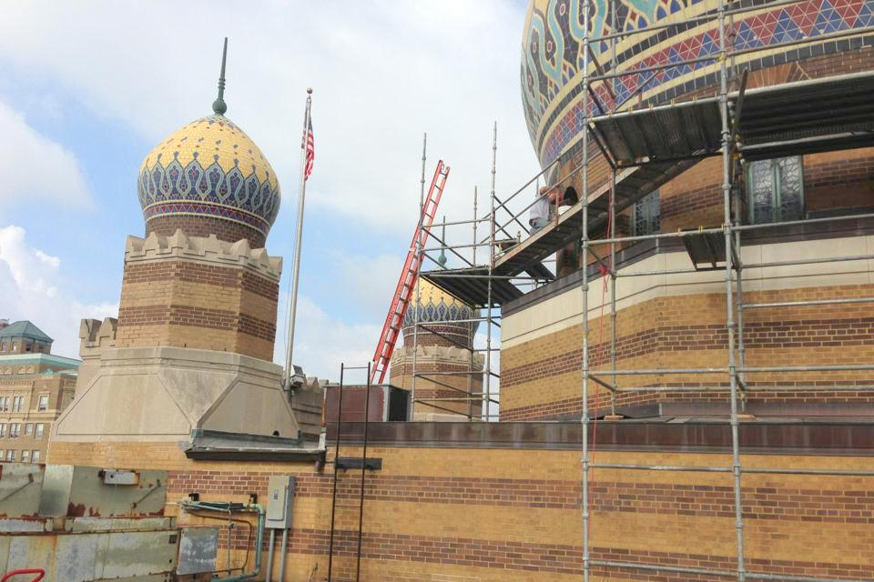 tripoli shrine restoration