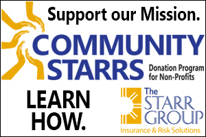 the community starr logo