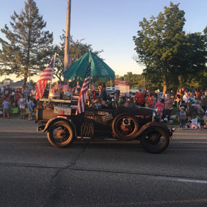 hillbillies for parades in milwaukee